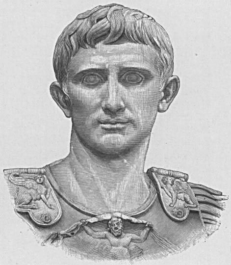 Emperor Augustus (62 BC - AD14)
