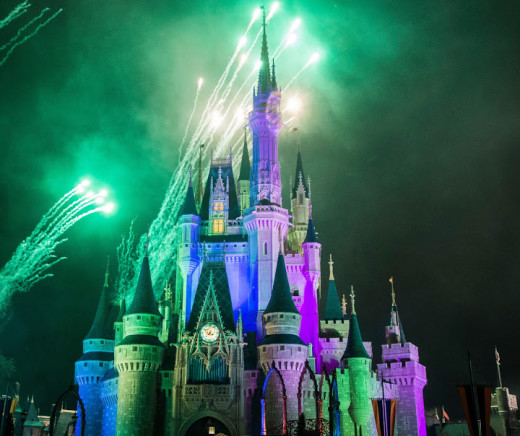 Will an evil Disney villain attempt to take control of Cinderella's Castle in Magic Kingdom?