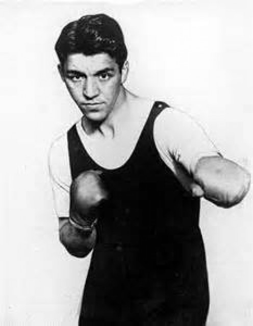 Sammy Mandell was a good lightweight who always gave his all in the ring. Mandell never ducked a challenge which is something to be admired.