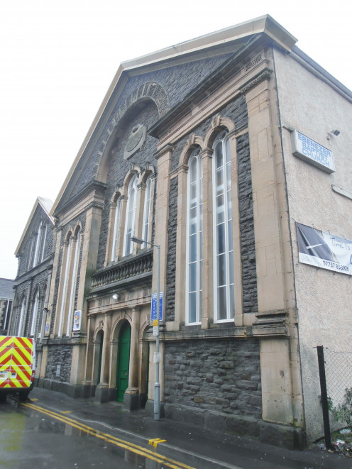 Ebenezer Baptist Church, Swansea