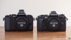 Olympus OM-D E-M5 vs. OM-D E-M5 Mark II - 5 differences you should know