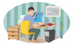 Working from the comfort of home provides freedom from working in the traditional, mainstream work environment.