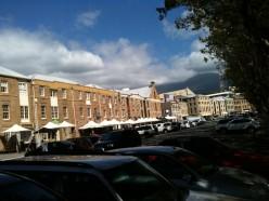 How To Get To Salamanca Markets, Hobart Tasmania