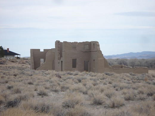 Fort Churchill State Historic Park, Nevada