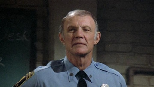 "From ""Hill Street Blues"" Sergeant Phil Esterhaus (actor Michael Conrad)"