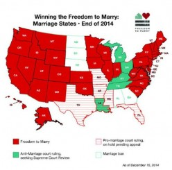 The Fight for Gay Equality: Perception of the Future
