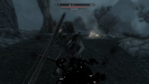 The Forsworn are one of the more interesting of the enemy groups in Skyrim.