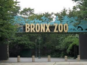 The Bronx Zoo in New York