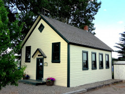 The MacEwan School House, Nanton https://www.facebook.com/pages/Antique-Art-Walk-of-Alberta/504884012881774