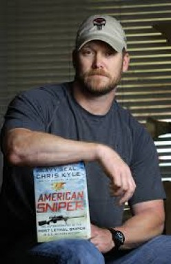 A Review Of Clint Eastwood's American Sniper....