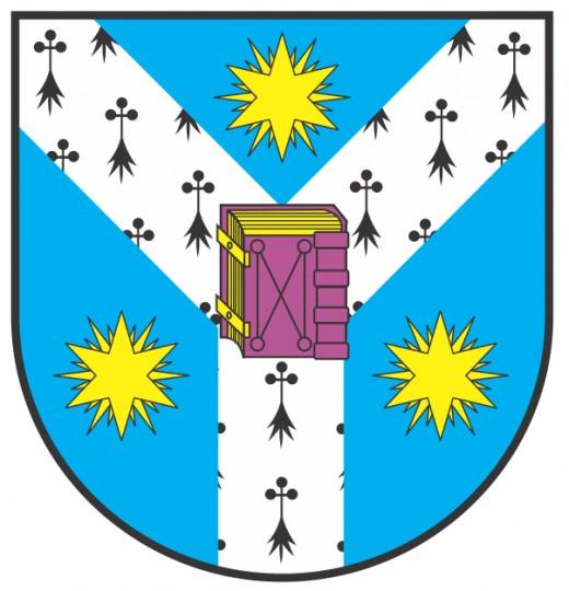 Alexandru Ioan Cuza University logo