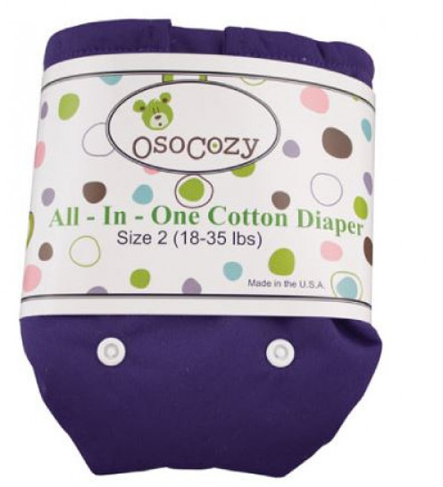 OsoCozy All In One Diaper
