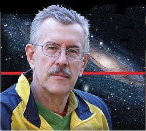 Marc Miller - the creator of Traveller