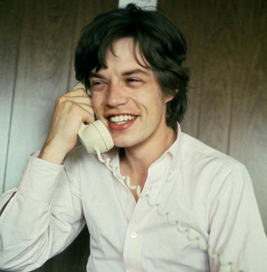 Early Mick talking success