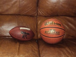 What are your favorite sports (1) to play, and (2) to watch?