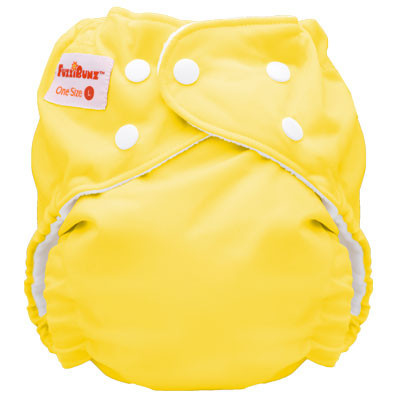 FuzziBunz Adjustable Diaper