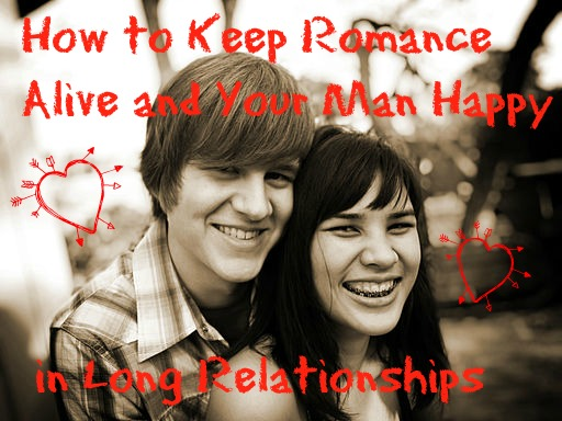 Tips and Ideas on how to keep romance in long-term love relationships.