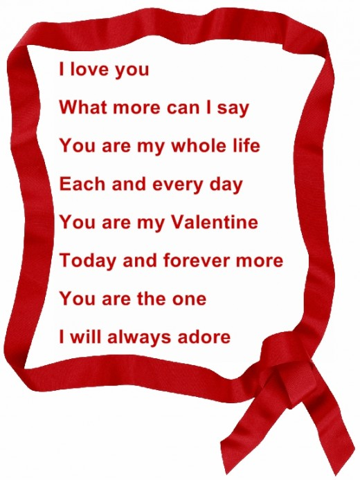 Romantic Valentine Poems | HubPages