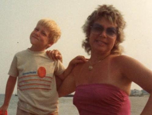 Me Momma!