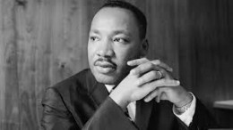 Martin Luther King once said the Declaration of Independence was like a Bad Check.