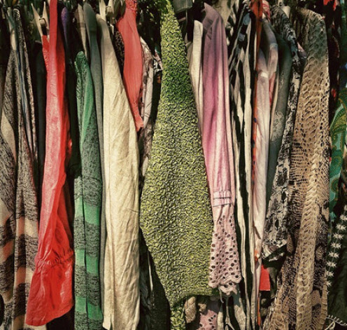Is your wardrobe a reflection of the new you?  Could it use an overhaul?  You have time in your recovery.