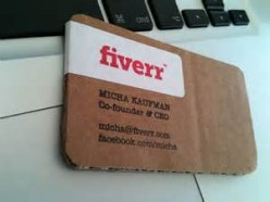 Best Selling Fiverr Gigs For Writers and Artists