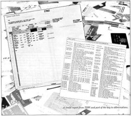 TRW Free Credit Report