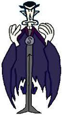 Count Spankulot, an adult enemy of children on Codename: Kids Next Door