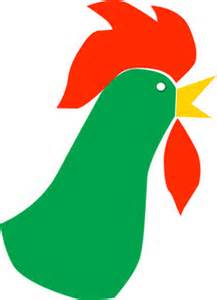 This red and green rooster always stood for Kellogg's corn flakes