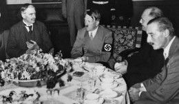 Meeting to appease 1938