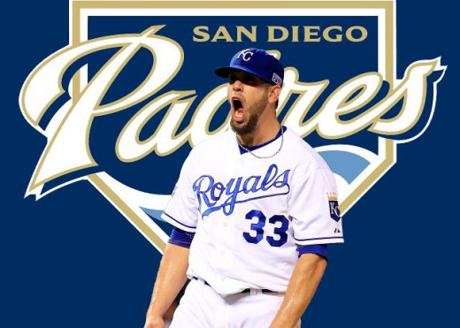 Can Shields lead the Padres back to the postseason?