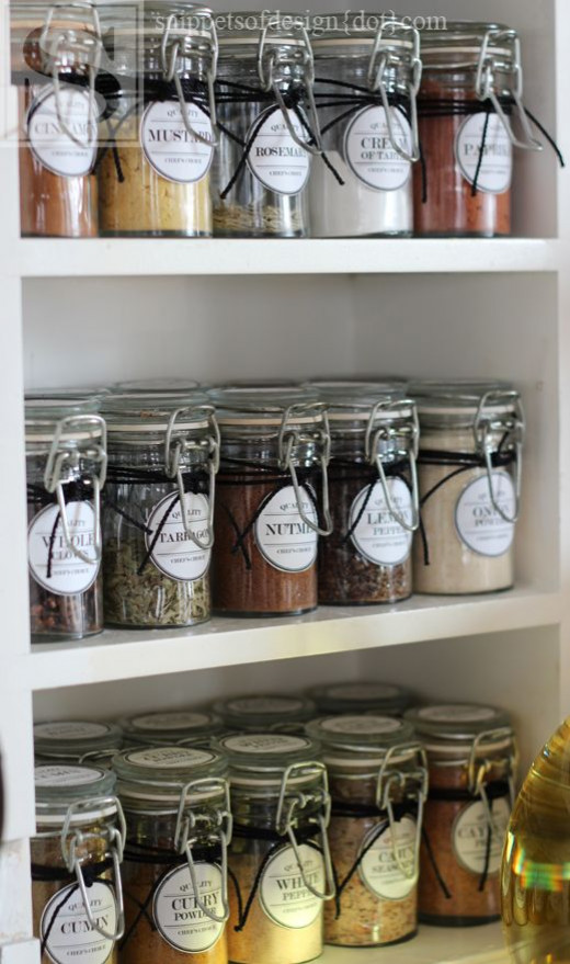 Herbs, Spices, and Seasonings