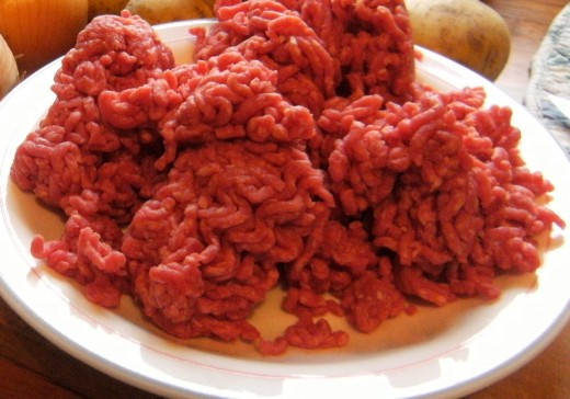 Dog Food Recipes With Beef Mince