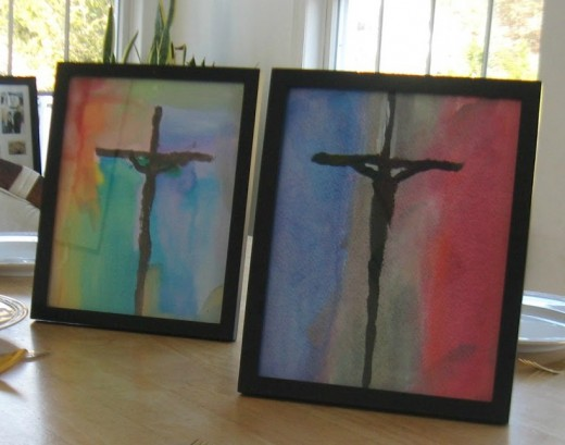 57 outstanding lenten arts and crafts ideas feltmagnet for Religious crafts for adults