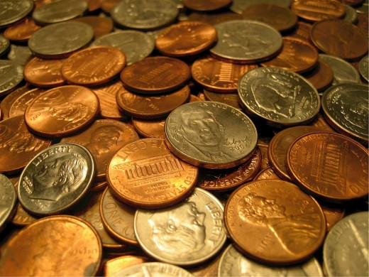 Dollars are made of pennies. When you watch your pennies  you'll start to see your dollars grow!