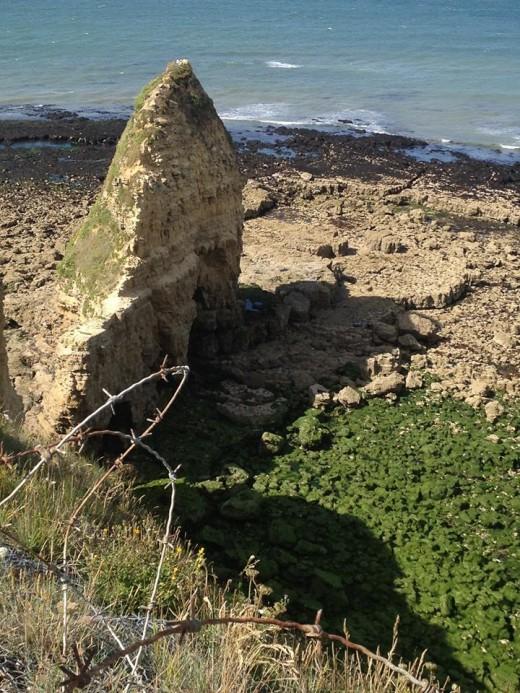 Point du Hoc, Normandy, France