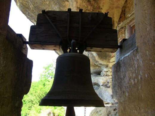 Castle bell in France