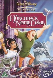 DVD cover for The Hunchback of Notre-Dame