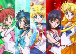 Sailor Moon Crystal: Episodes 1 through 5 Review