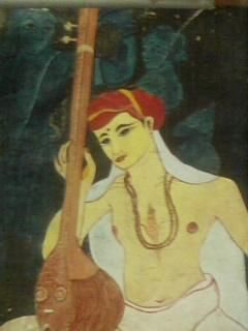 Tyagaraja; the great composer of Carnatic Music
