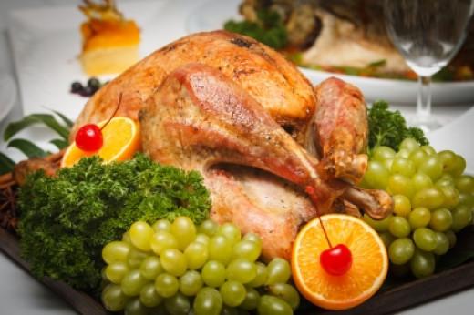 Roasted Chicken (My favorite!)