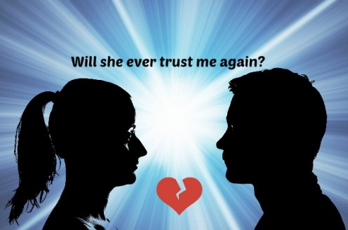 How To Heal From Broken Trust And Get My Partner To Trust Me Again