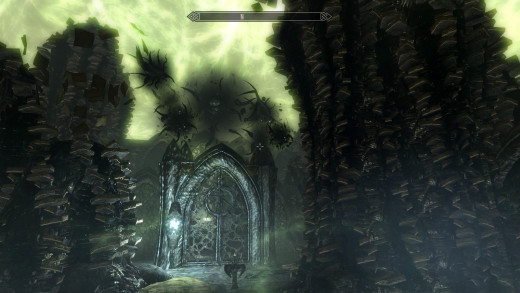 It is a pity there is so little of Apocrypha in Dragonborn, as it is one of the coolest areas in all of the Elder Scrolls.