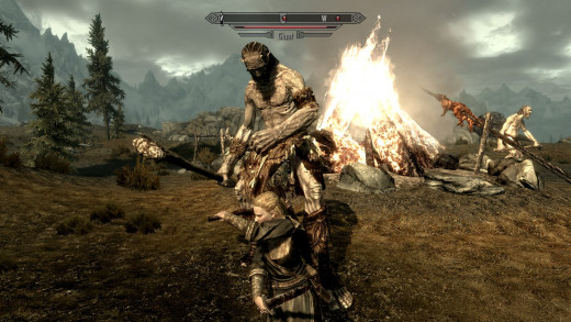 Dual-wielding was added into Skyrim, but it feels almost the same as normal combat, just with more damage and the inability to block.