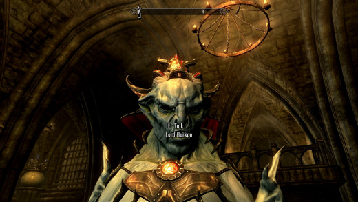 Vampire Lords make Vampirism much more interesting while also causing Oblivion players to be glad that people learned to keep their distance in Skyrim.