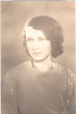 Photo of My Mother.