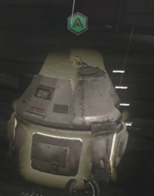 The credit icon is the Atlas 'A' with a green background, the same that is seen on the Credit Machines.