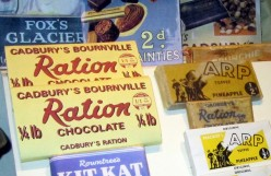 Rationing in Ireland during World War Two