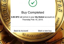 Buying your first Bits-of-Coinage -BitCoin, That is