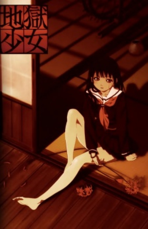 Anime: Jigoku Shoujo (Hell Girl) - An example of popular shoujo/psychological-horror anime .